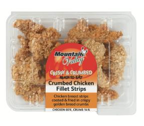 Mountain Valley chicken strips