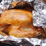 chicken in foil