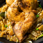 quarter chicken recipe