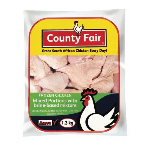 County Fair frozen chicken
