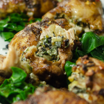 chicken and spinach recipe