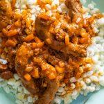 chicken necks recipe